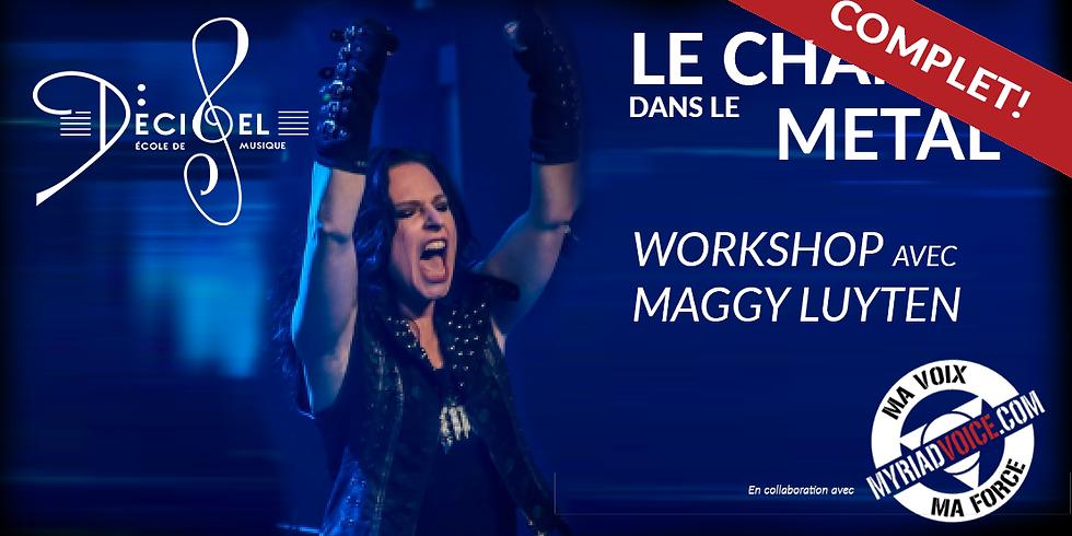 FR Lyon / Le Chant dans Métal
