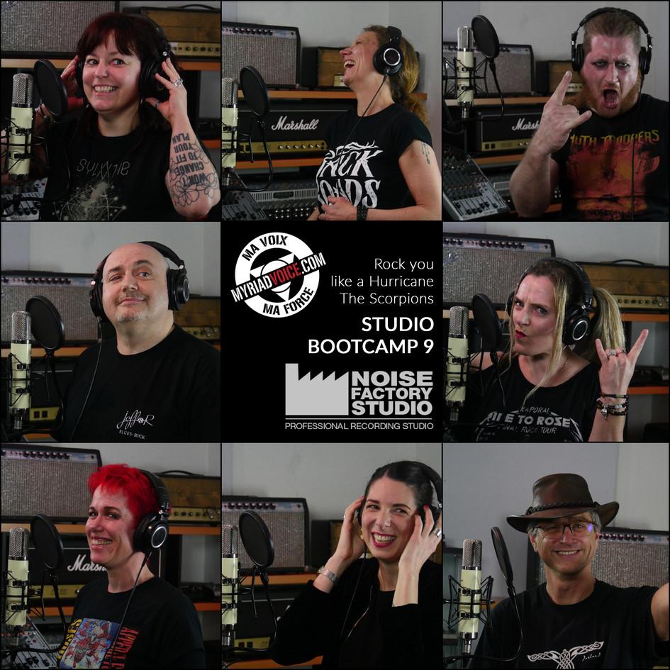 Studio Bootcamp 9
