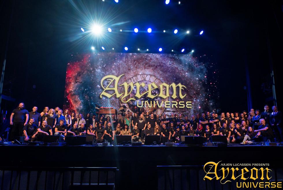 2017.09.17 Ayreon Universe@ Poppodium
