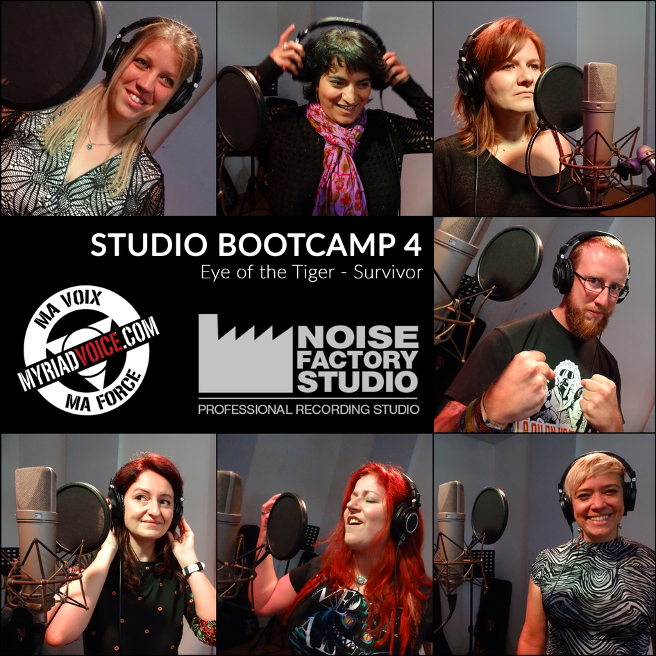Studio Bootcamp 4