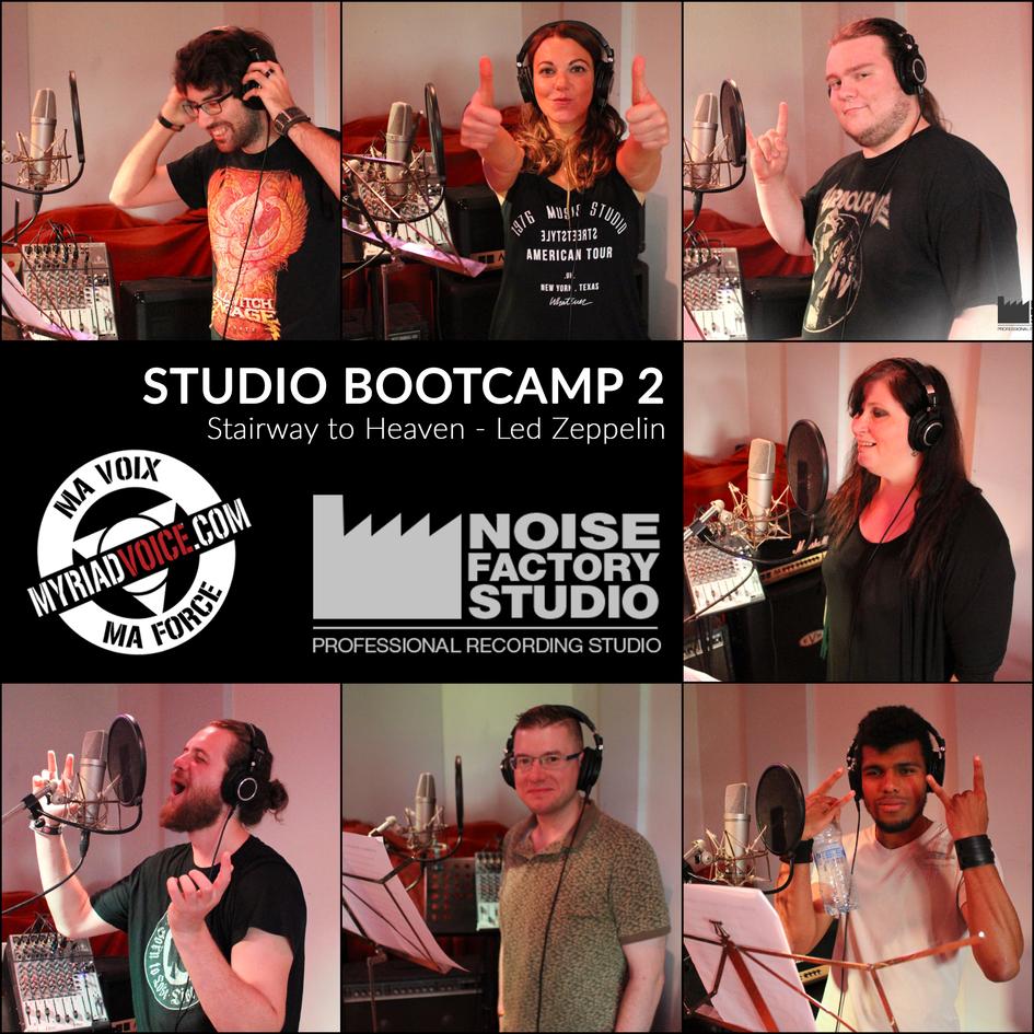 Studio Bootcamp 2