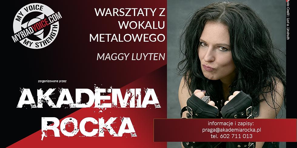PL Warsaw / Rock Singing Workshop