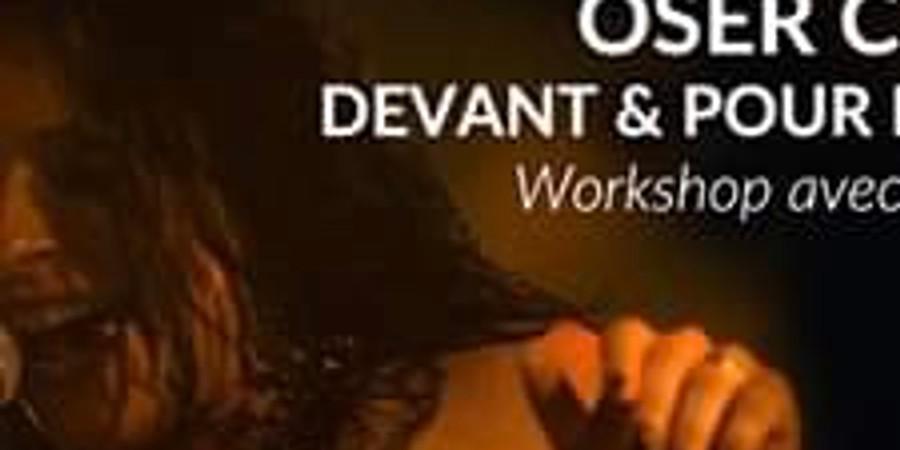 Workshop «Oser chanter devant et pour les autres»