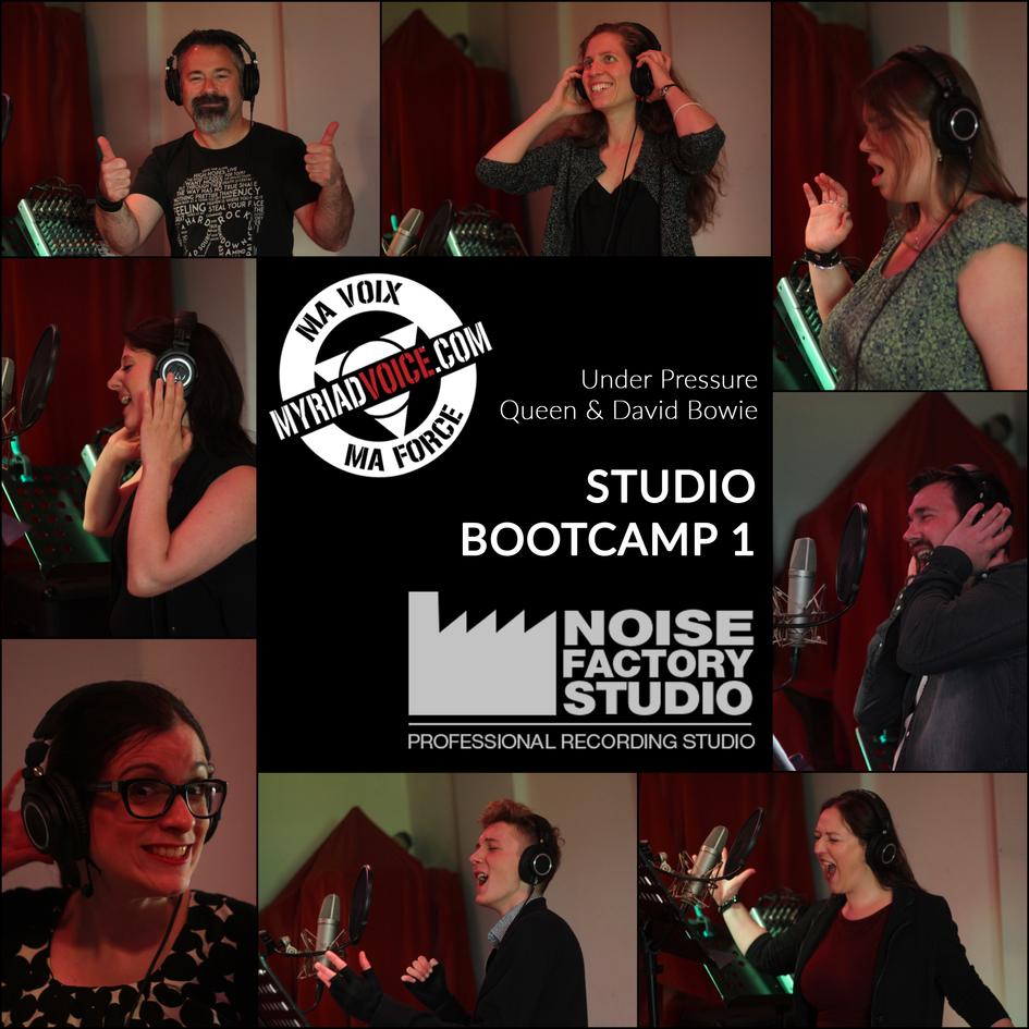 Studio Bootcamp 1