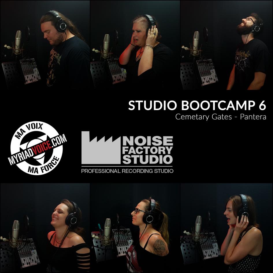 Studio Bootcamp 6