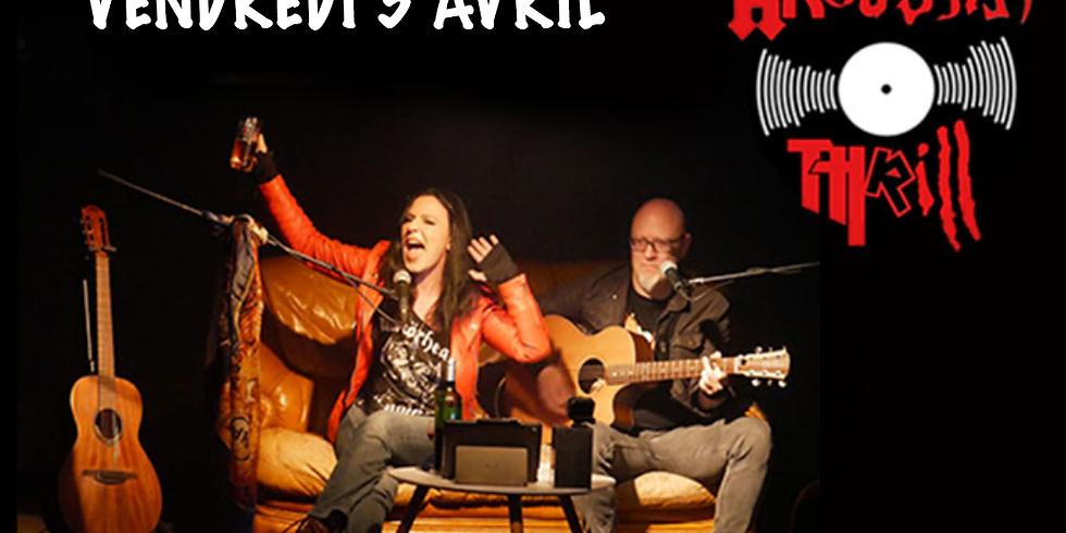 BE / Concert Maggy Luyten & Christophe Godin au Domaine d'Ahinvaux