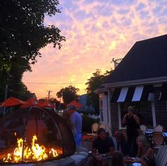 Ember sunset cocktails