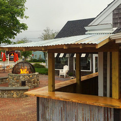 Ember Fire Pit Patio Cape Cod