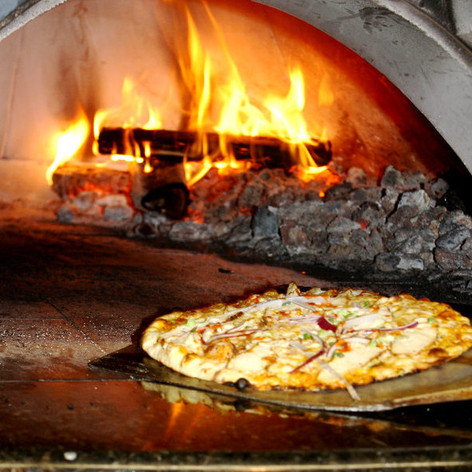 Ember Coal Fired Pizza Oven