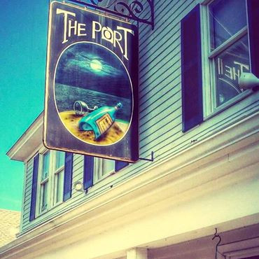 The Port Restaurant + Bar, Harwich Port, Cape Cod, Ma