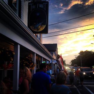 Sunset Cocktails @ The Port