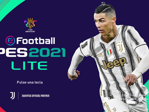 Disponible PES 2021 Lite