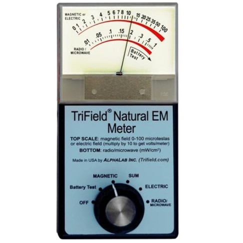 EMF Meters – Guess What?