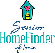 Senior HomeFinder of Iowa Logo