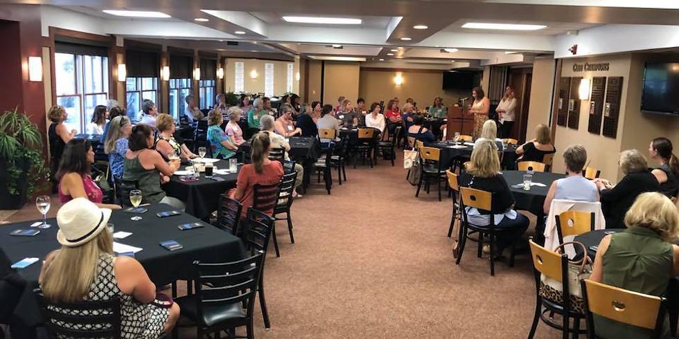 100 Women Second Quarter Meeting