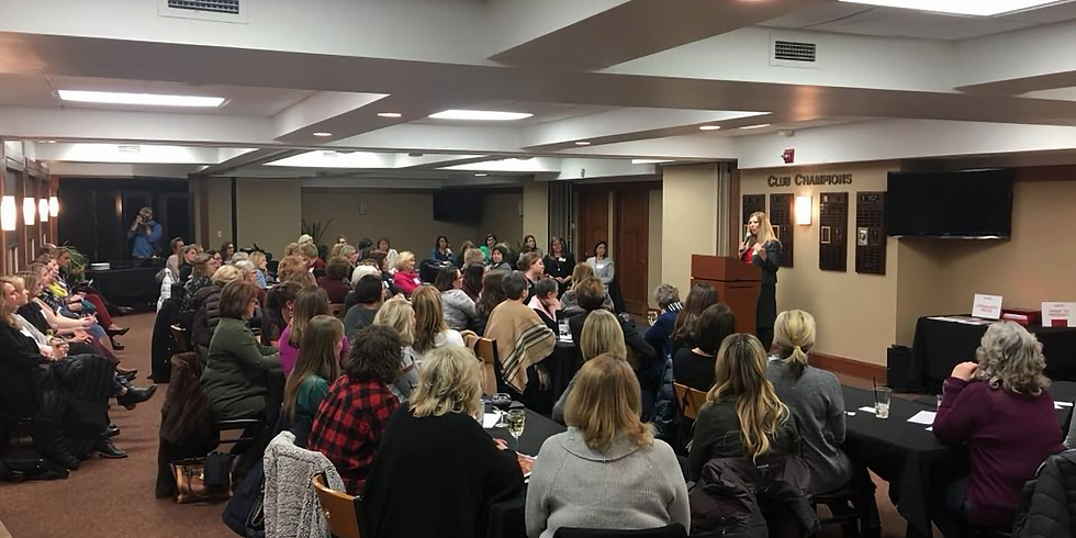 100 Women Who Care 2Q Meeting