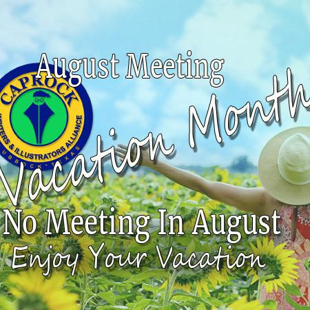 August - Meeting