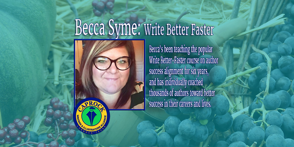 October Meeting - Becca Syme