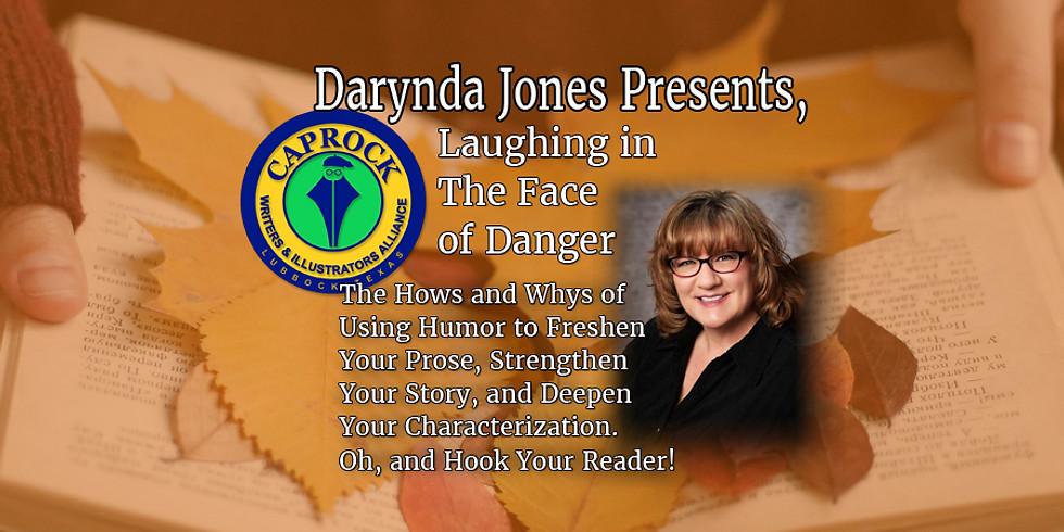September Meeting - Darynda Jones