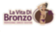 La Vita Di Bronzo- Transparent - Logo On