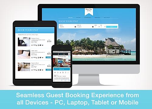 Wix Hotels Overview | WIX App Market | Wix com