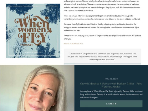 When Women Fly Podcast