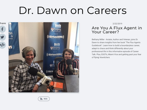 Are You A Flux Agent in Your Career?