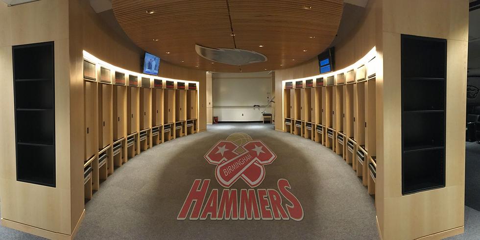 Birmingham Hammers Practice/Tryouts