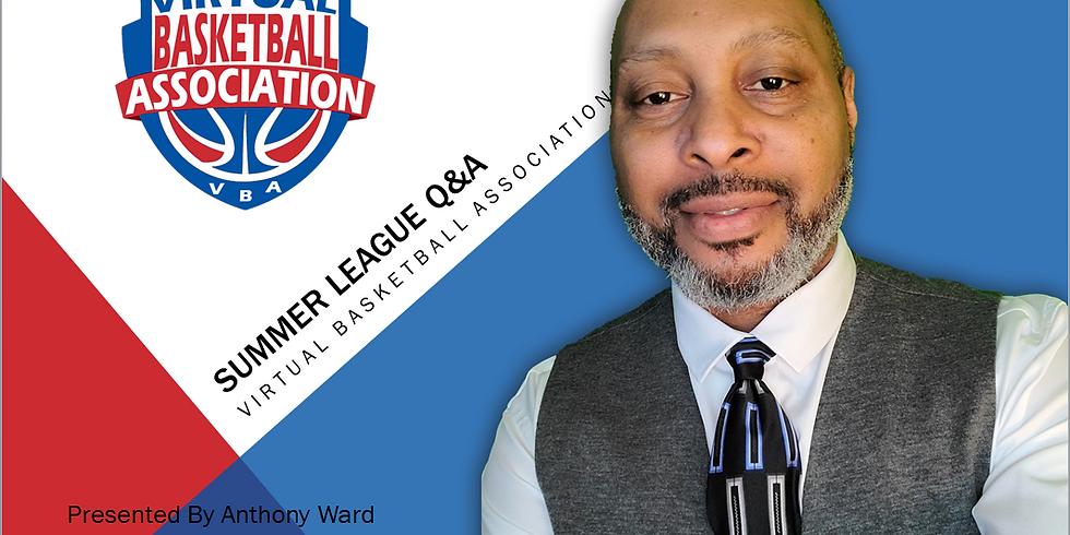 VBA ProAm Association Summer League Q&A