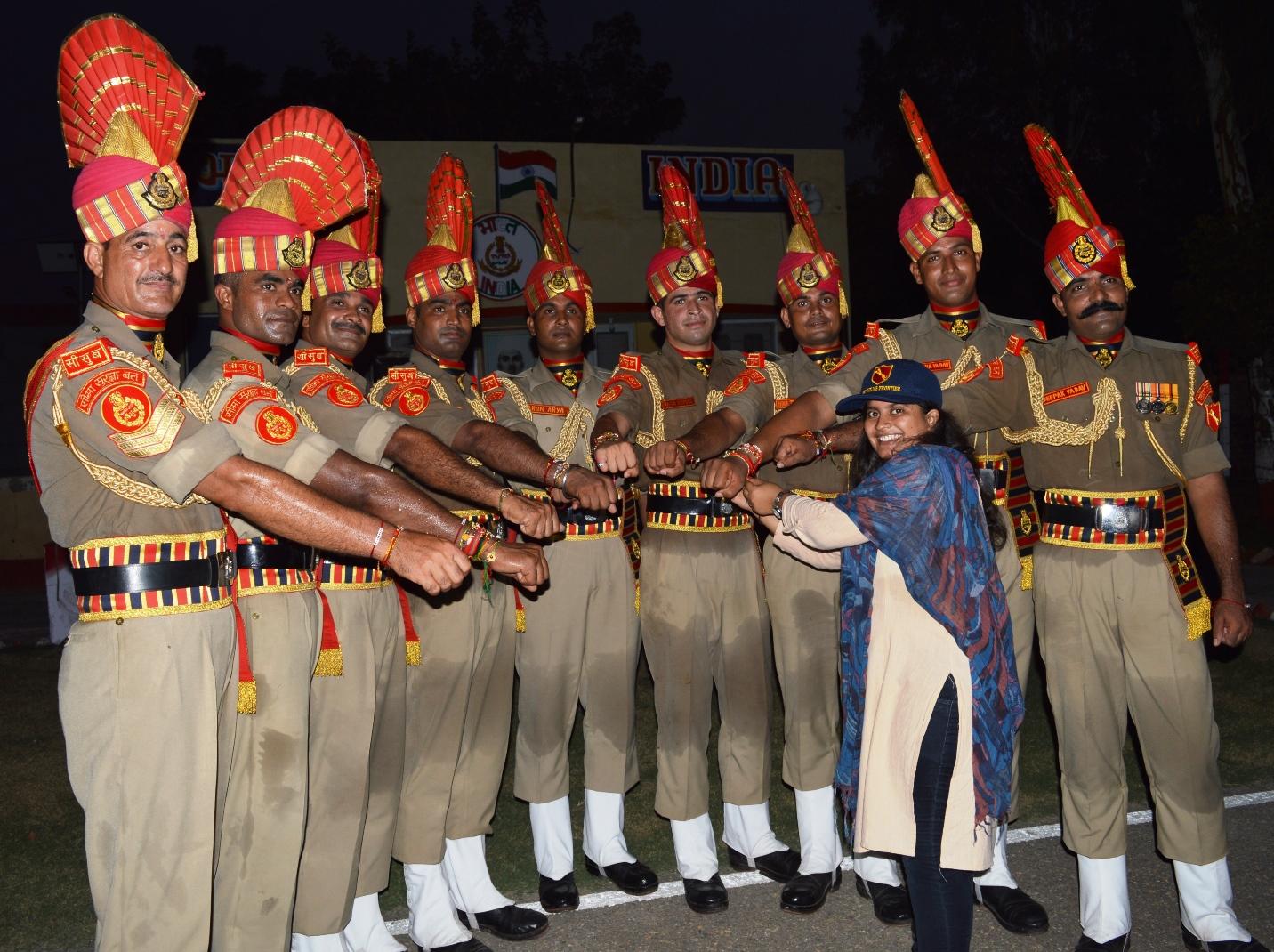 BSF Samman Rakhi_Parvati-09