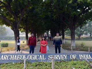 विश्व का प्रथम पूर्णत: आवासीय विश्वविद्यालय था नालंदा विश्वविद्यालय