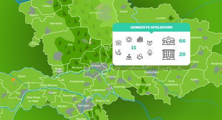 Overzicht van Film- en beeldeducatie in Gelderland
