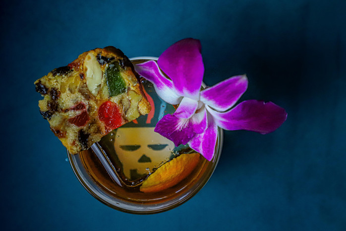 Dec. 3 Island Fruitcake