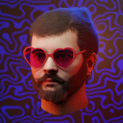 Auto 3D portrait