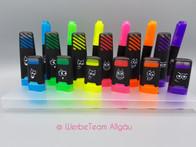 Viele Farben ...