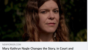Mary Kathryn Nagle Changes the Story, in Court and Onstage | The New Yorker