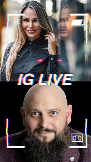 IG LIVE PROMO VIDEO