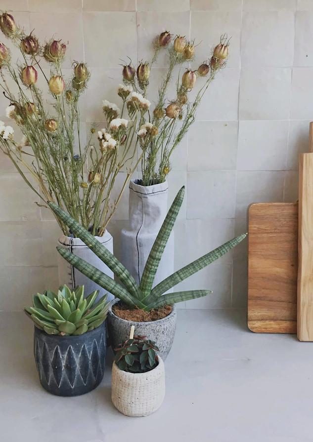 keuken accessoires beton cire interieur