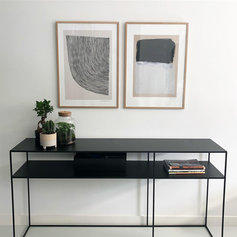 huiskamer sidetable interieur stylist