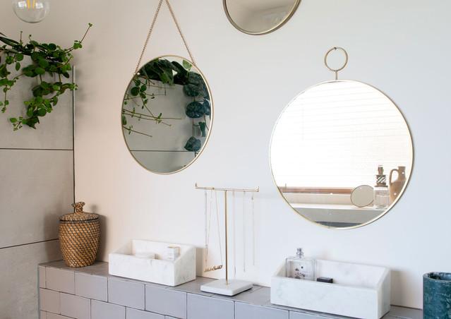 badkamer waskommen interieur stylist