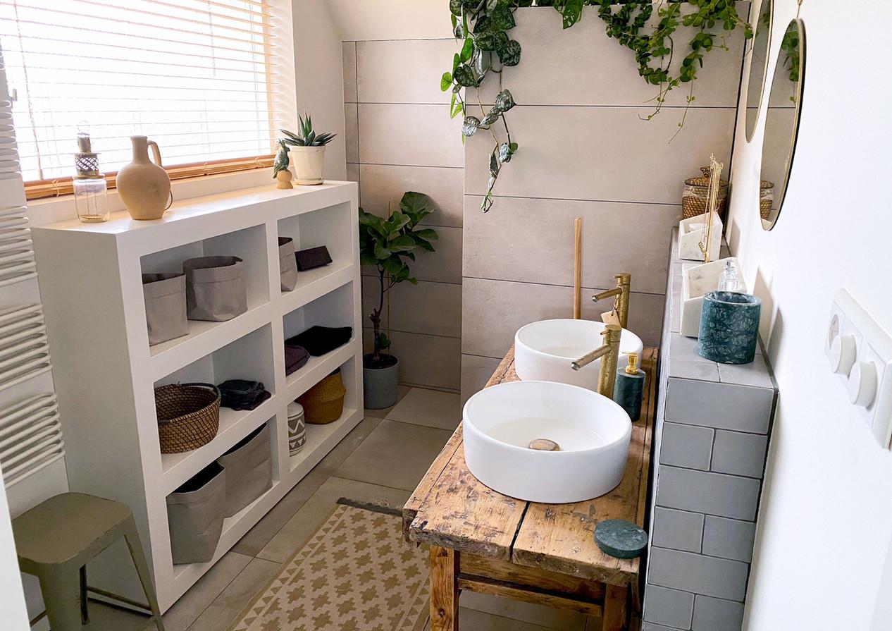 badkamer meubel interieur stylist