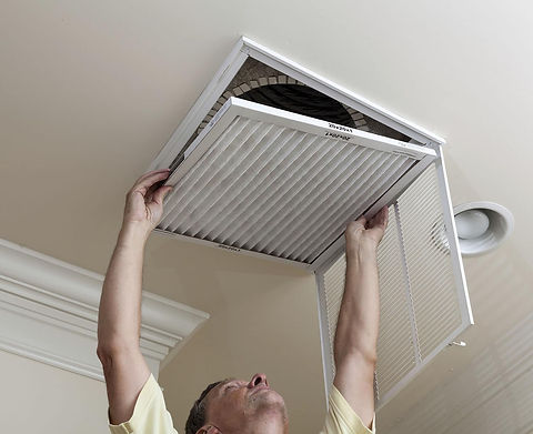 We offer free 1inch pleated air filters for everyone.