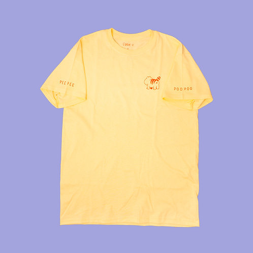 Butthole Tiger Tee