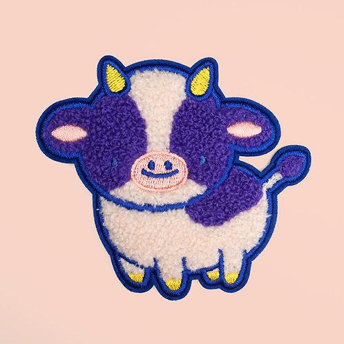 Fuzzy Cow Patch