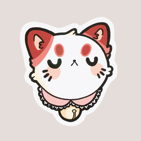 Puppycat Sticker