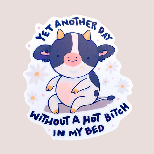 Yet Another Day Sticker
