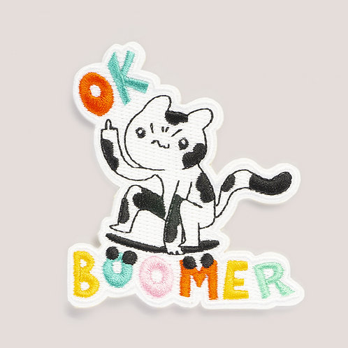 OK Boomer Patch