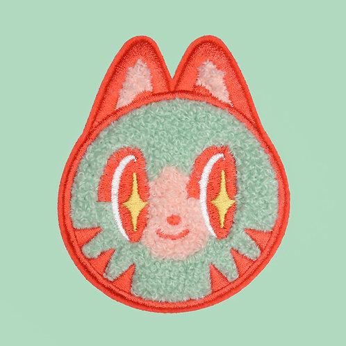 Fuzzy Cat Patch