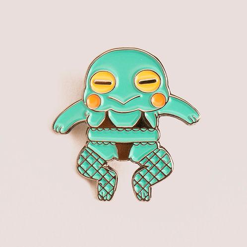 Mini Froggy Pin