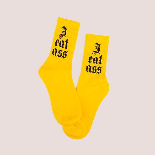 I Eat Ass Socks